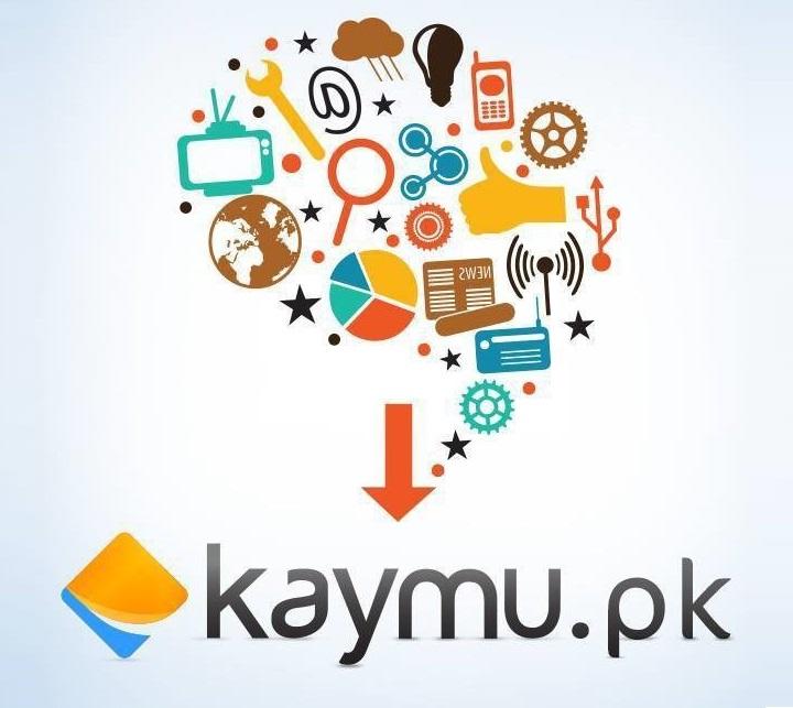 Pakistan's top online shopping website Kaymu.pk
