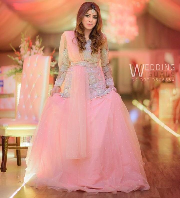beautiful waist belt lehenga kurti in pink with silver embroidery