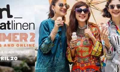Nishat Linen Summer Lawn 2017-2018