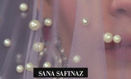 Sana Safinaz Formal Embroidered Luxury Eid Collection