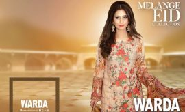 Warda Designer Melange Eid Collection full Catalogue