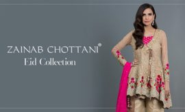 Zainab Chottani Formal Eid Pret Collection for Ladies