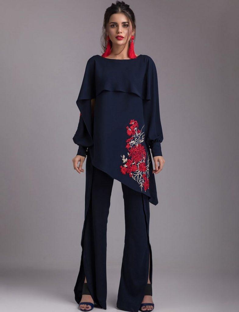 Zainab Chottani Formal Eid Dresses 2017-2018 (4)