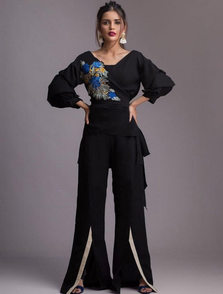 Zainab Chottani Formal Eid Dresses 2017-2018 (5)