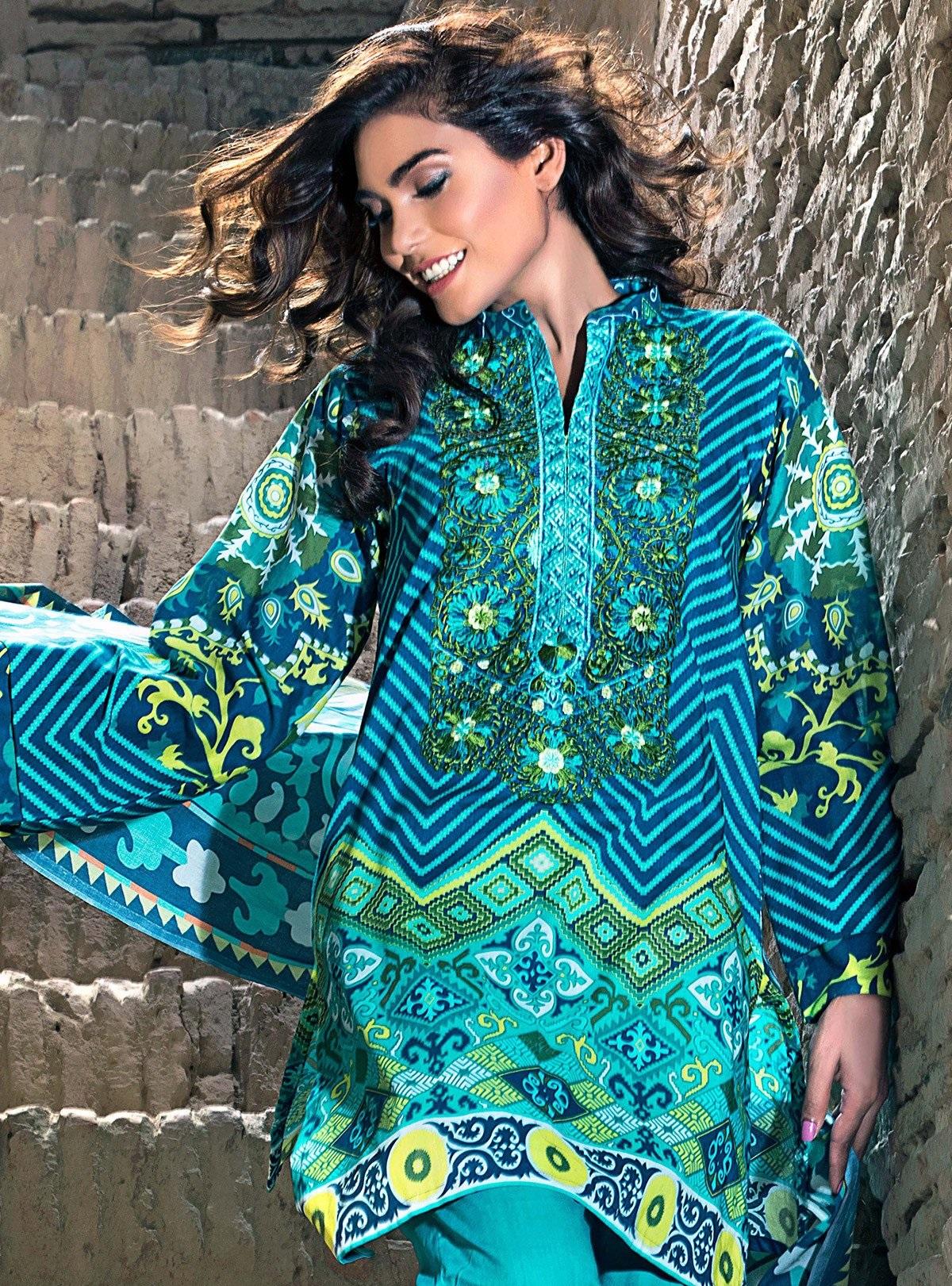 Gul Ahmed Eid Dress for women