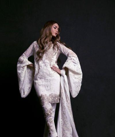 Sana Safinaz Luxury Eid Dress 2017