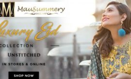 Mausummery Luxury Eid Collection with Prices