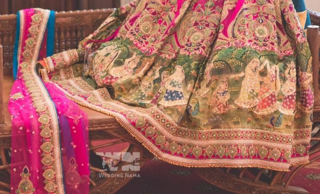 How to reuse Wedding Lehenga