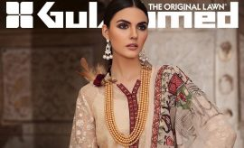 Gul Ahmed Lawn 2019 Designs With Prices
