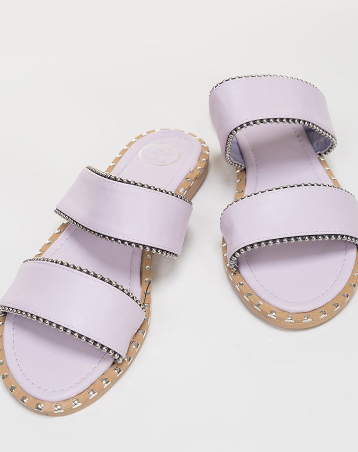 Lilac shoes for women